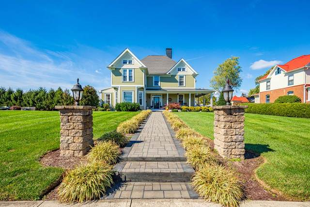 320 Withers Road, Wytheville, VA 24382 (MLS #80457) :: Southfork Realty