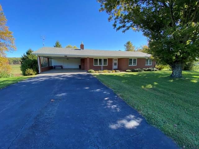 114 Blacksmith Road, Meadows of Dan, VA 24120 (MLS #80538) :: Southfork Realty