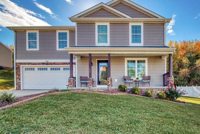 102 Carmack Drive, Bristol, VA 24201 (MLS #80557) :: Southfork Realty
