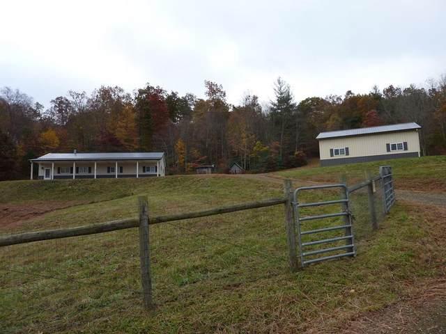 306 Fork Mountain Road, Meadows of Dan, VA 24120 (MLS #80564) :: Southfork Realty