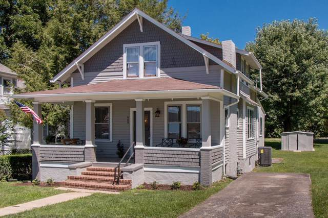 909 Maryland Avenue, Bristol, TN 37620 (MLS #71134) :: Highlands Realty, Inc.