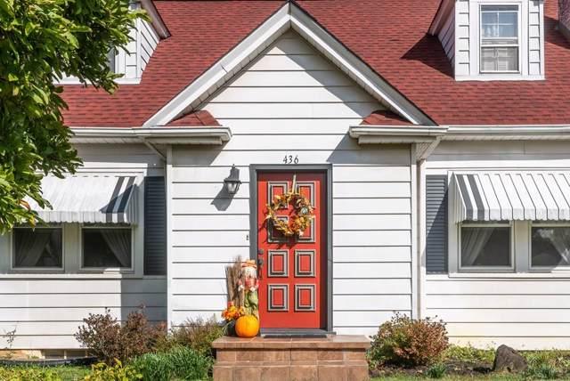 436 Circle Dr, Abingdon, VA 24210 (MLS #72010) :: Highlands Realty, Inc.