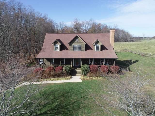 921 Brady Pike, Hillsville, VA 24343 (MLS #72123) :: Highlands Realty, Inc.