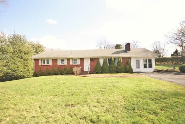 162 Edgemont Terrace, Abingdon, VA 24210 (MLS #72923) :: Highlands Realty, Inc.