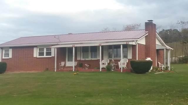 1180 Radio Drive, Rural Retreat, VA 24368 (MLS #73628) :: Highlands Realty, Inc.