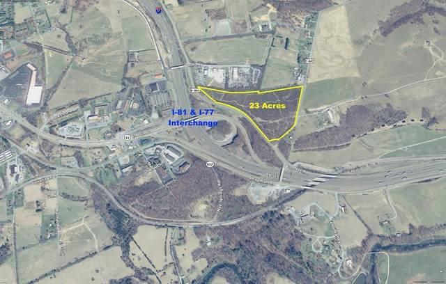 23 Acres Nye Road, Wytheville, VA 24382 (MLS #74057) :: Highlands Realty, Inc.