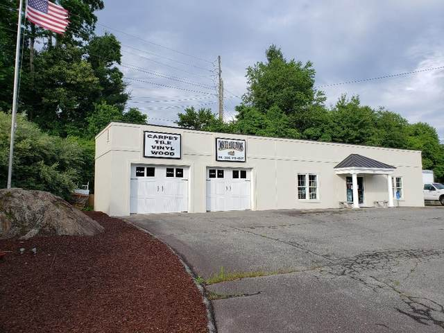 1433 Us Hwy-21S, Sparta, NC 28675 (MLS #74689) :: Highlands Realty, Inc.