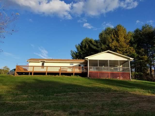 3410 Kindreck Road, Mouth of Wilson, VA 24363 (MLS #76086) :: Highlands Realty, Inc.