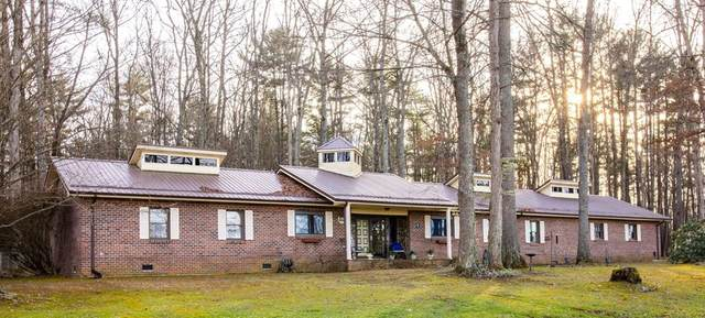 184 Brentwood Ln, Chilhowie, VA 24319 (MLS #76583) :: Highlands Realty, Inc.