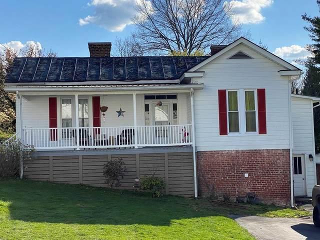 117 Lyons Avenue, Tazewell, VA 24651 (MLS #77957) :: Highlands Realty, Inc.