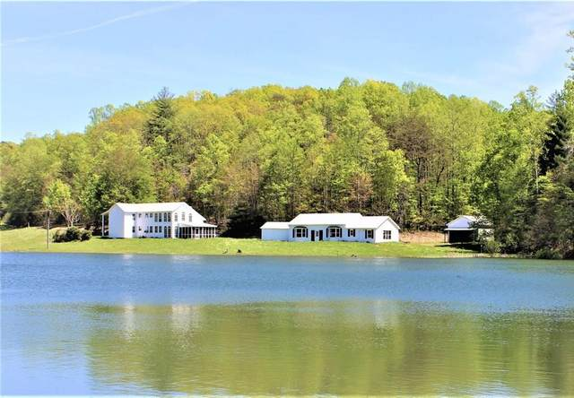 33 Bailey Lane, Stuart, VA 24171 (MLS #78060) :: Highlands Realty, Inc.
