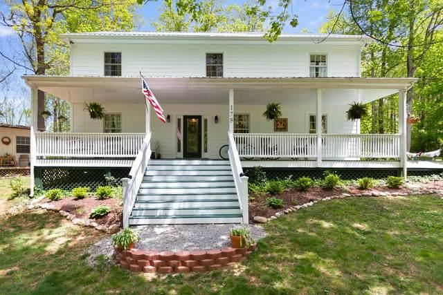 178 Cherry Blossom Lane, Wytheville, VA 24382 (MLS #73821) :: Highlands Realty, Inc.