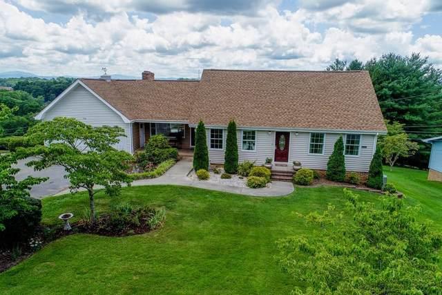 520 Ridgecrest Dr, Abingdon, VA 24210 (MLS #74745) :: Highlands Realty, Inc.