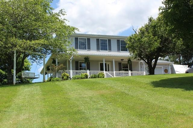 217 Riley Drive, Chilhowie, VA 24319 (MLS #60455) :: Highlands Realty, Inc.
