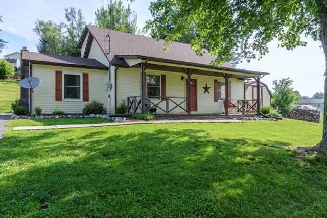 110 Riley Drive, Chilhowie, VA 24319 (MLS #60700) :: Highlands Realty, Inc.