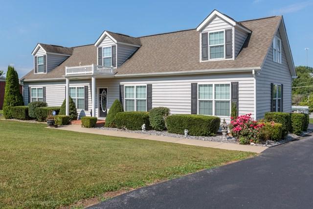 235 Glenrochie Drive, Abingdon, VA 24211 (MLS #61111) :: Highlands Realty, Inc.