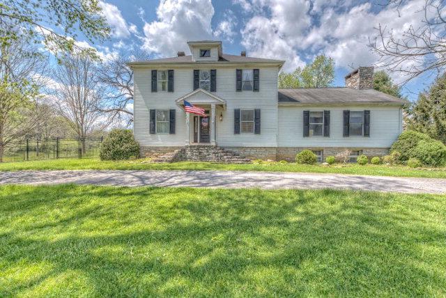 128 Gailliot Vista Road, Marion, VA 24354 (MLS #61278) :: Highlands Realty, Inc.