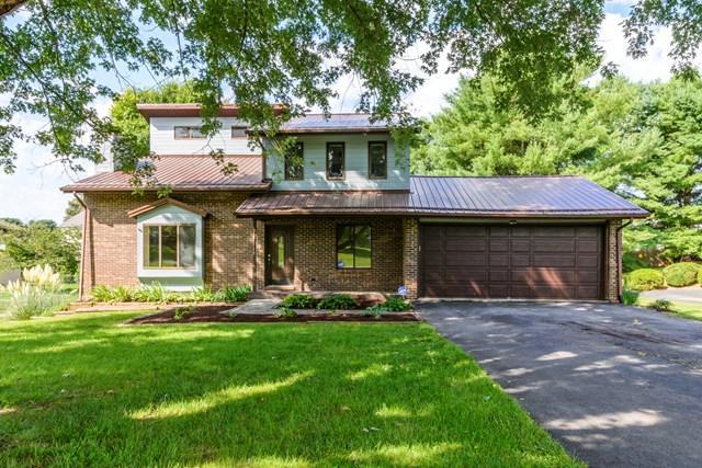 502 Trammell Road, Bristol, TN 37620 (MLS #61415) :: Highlands Realty, Inc.