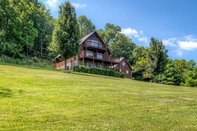 12138 Dettor Road, Bristol, VA 24202 (MLS #61559) :: Highlands Realty, Inc.