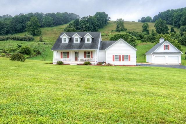 18245 Black Hollow Road, Abingdon, VA 24210 (MLS #61579) :: Highlands Realty, Inc.