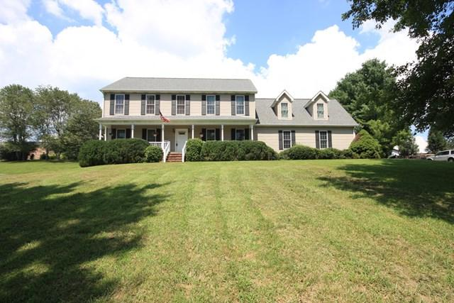 19385 Hunt Club, Abingdon, VA 24211 (MLS #61644) :: Highlands Realty, Inc.
