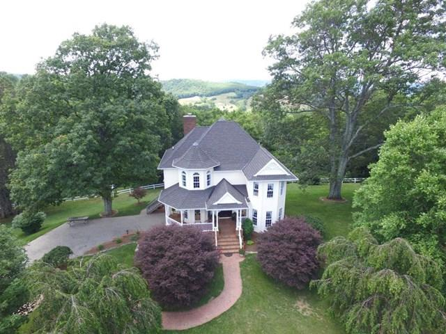 1206 Hidden Valley Lane, Independence, VA 24348 (MLS #61692) :: Highlands Realty, Inc.