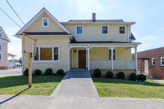 228 Valley Street, Abingdon, VA 24210 (MLS #62116) :: Highlands Realty, Inc.