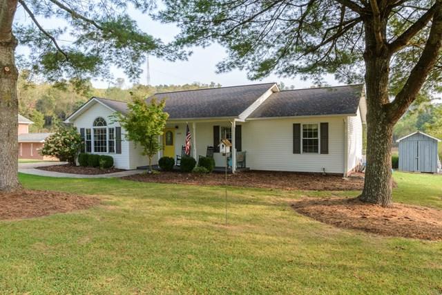 23405 Berry Creek Drive, Abingdon, VA 24211 (MLS #62118) :: Highlands Realty, Inc.