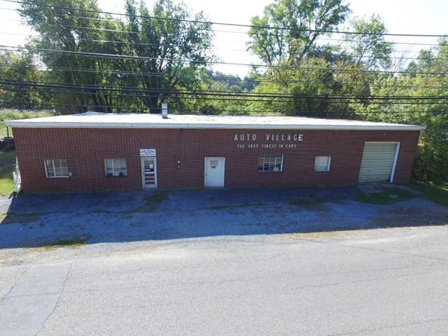 302 W Main Street, Chilhowie, VA 24319 (MLS #62213) :: Highlands Realty, Inc.