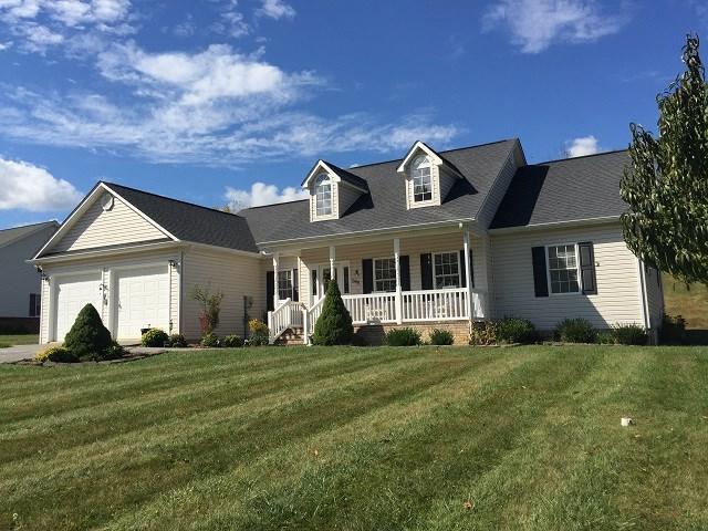 568 Donald C. Moore Drive, Lebanon, VA 24266 (MLS #62248) :: Highlands Realty, Inc.