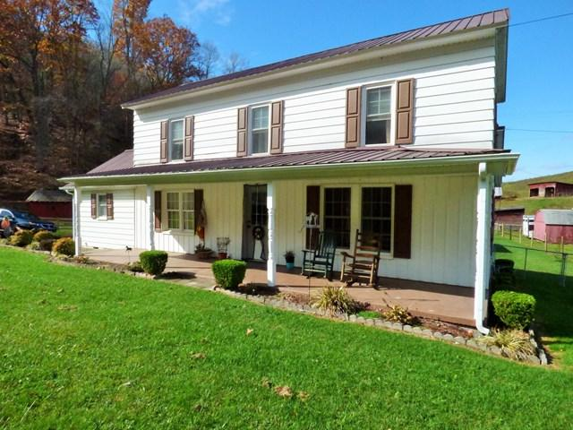 1903 Red Stone Rd, Marion, VA 24319 (MLS #62676) :: Highlands Realty, Inc.