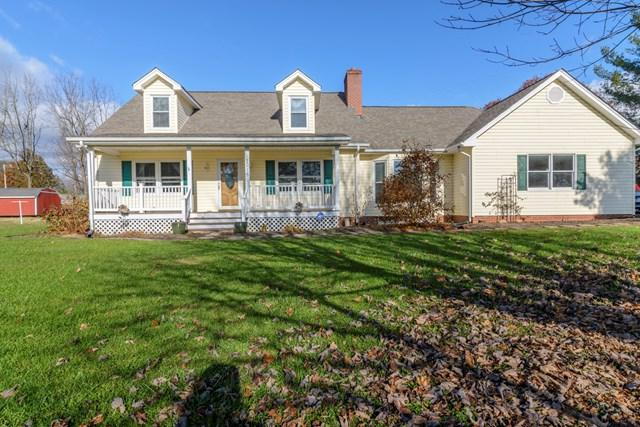 1015 Empire Drive, Abingdon, VA 24210 (MLS #62742) :: Highlands Realty, Inc.