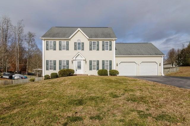 16424 Fern Circle, Abingdon, VA 24210 (MLS #63017) :: Highlands Realty, Inc.