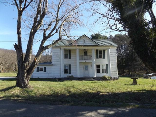 2359 Scratch Gravel Rd, Marion, VA 24354 (MLS #63217) :: Highlands Realty, Inc.