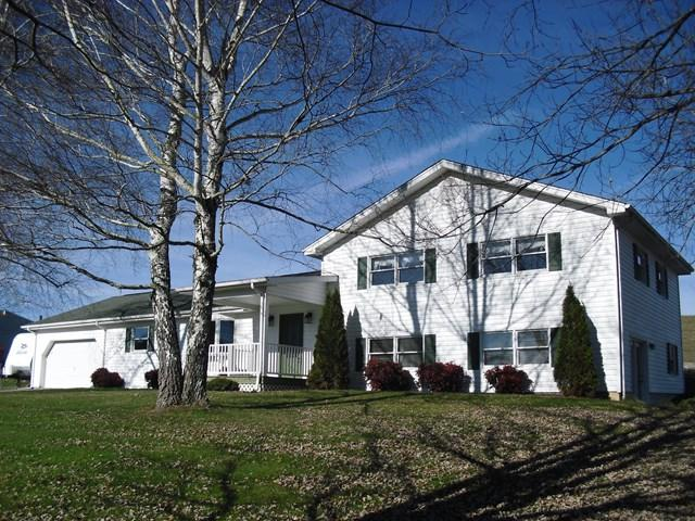 15605 Bishop Rd, Chilhowie, VA 24319 (MLS #63726) :: Highlands Realty, Inc.