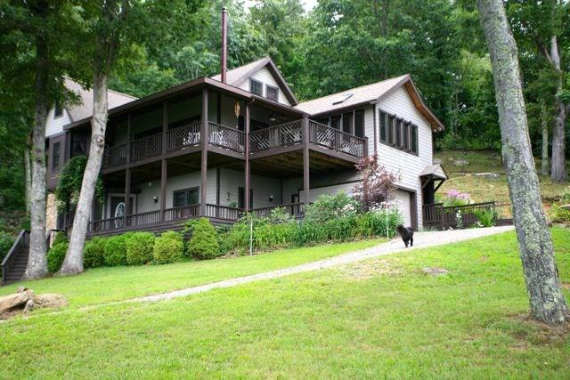1050 Forest Trl, Independence, VA 24348 (MLS #69161) :: Highlands Realty, Inc.