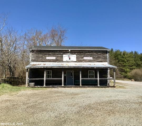 110 Merifield Road, Willis, VA 24380 (MLS #69351) :: Highlands Realty, Inc.