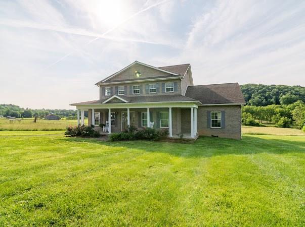 38596 Loves Mill Road, Chilhowie, VA 24319 (MLS #69841) :: Highlands Realty, Inc.