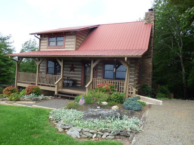 780 Cascade Trail, Fancy Gap, VA 24328 (MLS #70147) :: Highlands Realty, Inc.