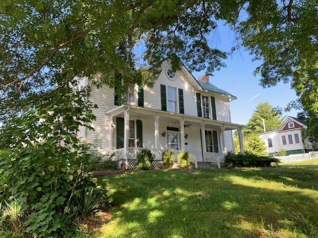 495 4TH ST., Wytheville, VA 24382 (MLS #70333) :: Highlands Realty, Inc.