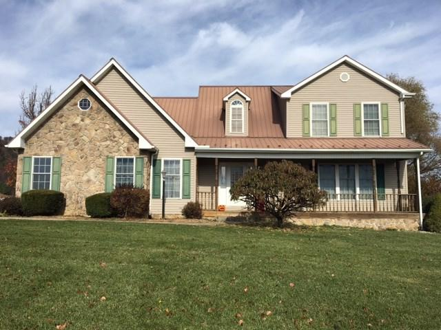 192 Pine Glade, Rural Retreat, VA 24368 (MLS #70636) :: Highlands Realty, Inc.