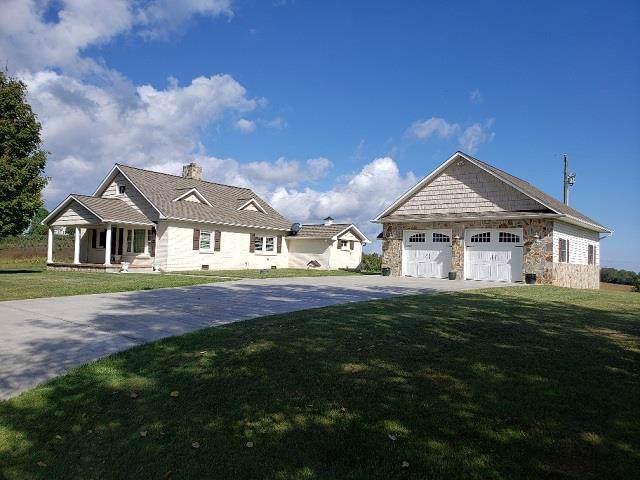 2180 Saddle Mountain Church Rd, Ennice, NC 28623 (MLS #71735) :: Highlands Realty, Inc.