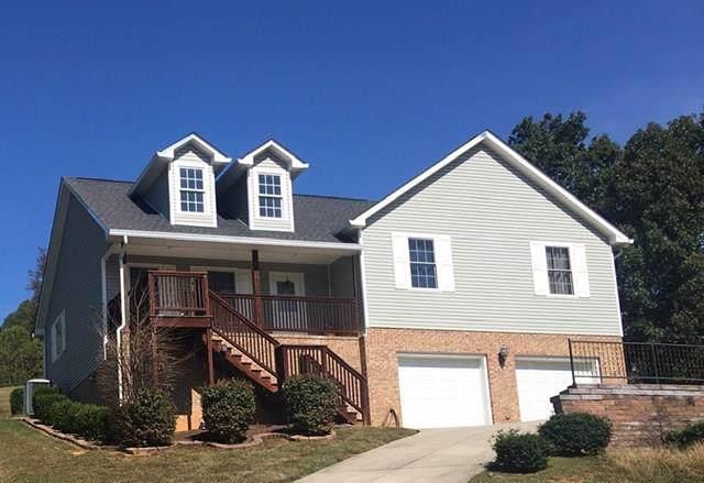 301 Clark St., Abingdon, VA 24210 (MLS #72009) :: Highlands Realty, Inc.