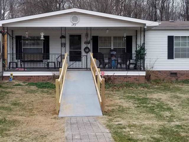 173 Grinstead Hill, Chilhowie, VA 24319 (MLS #72492) :: Highlands Realty, Inc.