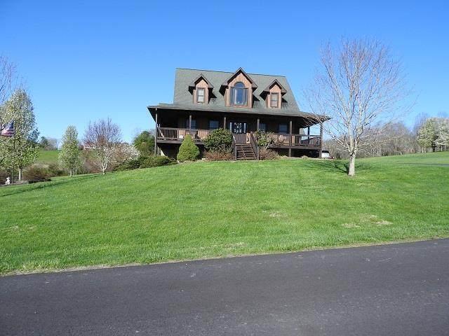 155 Sunshine Valley Lane, Galax, VA 24333 (MLS #73687) :: Highlands Realty, Inc.