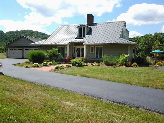 411 Edgewater Drive, Cedar Bluff, VA 24609 (MLS #78093) :: Highlands Realty, Inc.