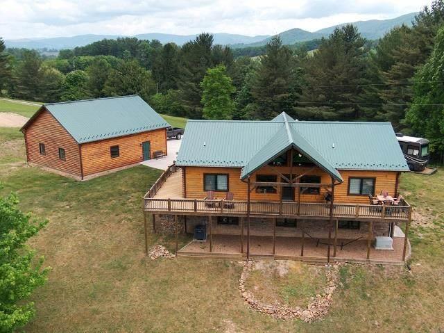 567 Wagon Wheel Rd, Elk Creek, VA 24326 (MLS #78509) :: Highlands Realty, Inc.