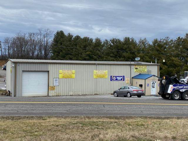 900 Industry Rd., Wytheville, VA 24382 (MLS #78712) :: Highlands Realty, Inc.