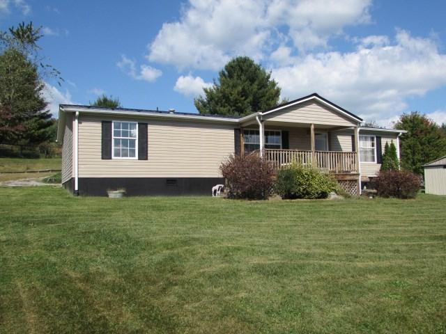 761 Davis Valley Road, Rural Retreat, VA 24368 (MLS #61364) :: Highlands Realty, Inc.