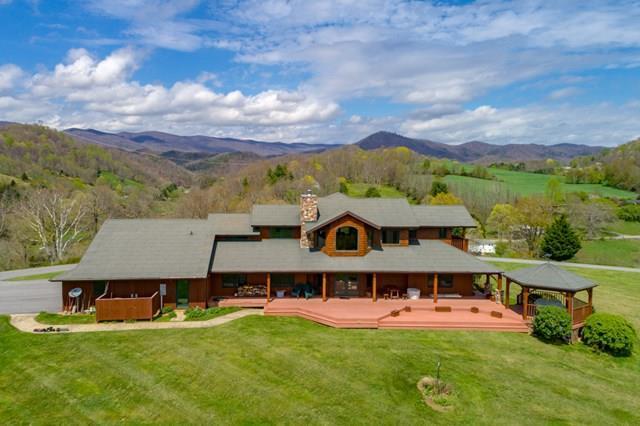 2182 Old Lake Road, Marion, VA 24354 (MLS #62170) :: Highlands Realty, Inc.